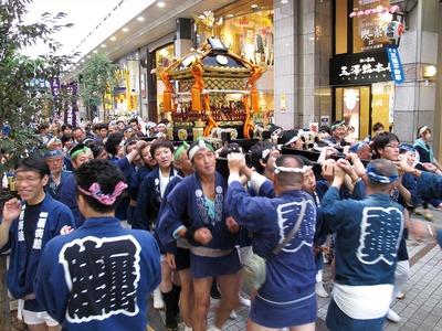 仙台のお祭り1