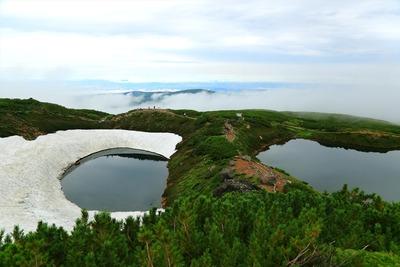 大雪山(旭岳)8