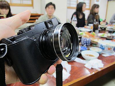 2011年貝泊写真倶楽部・忘年会1