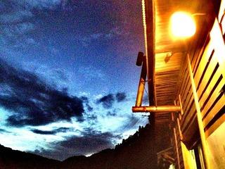 晩秋の貝泊写真館3