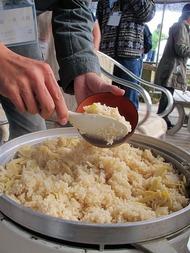 大和田自然農園さんにて芋煮会4