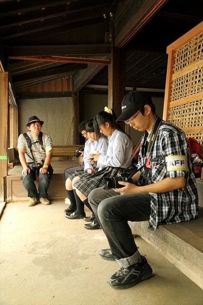 プロカメラマン(丹英直さん)による風景写真教室8