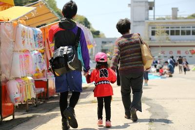 江名のお祭り1