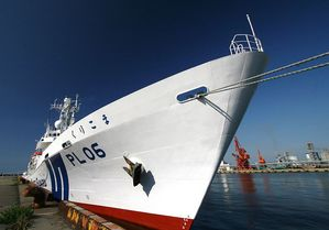 海上保安庁の巡視船2