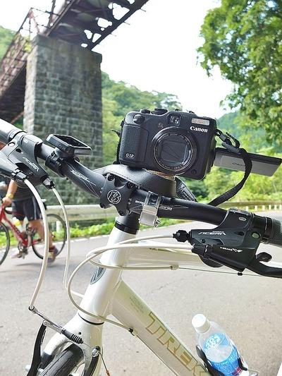 夏井川下りのサイクリング3