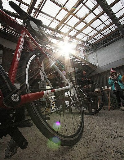 まるとみ自転車部(湯本散策)2
