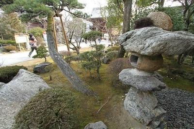成田山勝行院の散策4