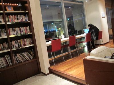 ライブラリーホテル東二番丁2