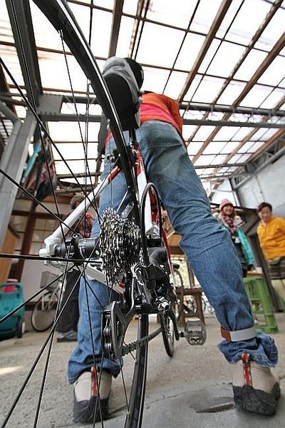 まるとみ自転車部(湯本散策)3