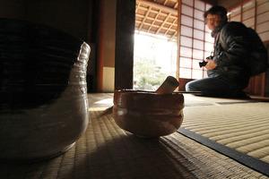 茶室・・・侘び寂の境地4