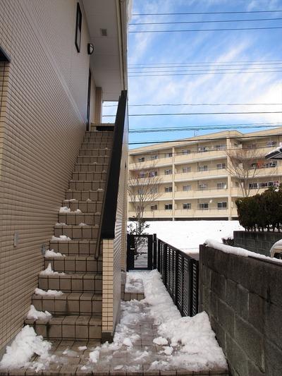 困った落雪3