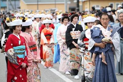 田島祇園祭⑤