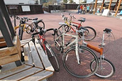 まるとみ自転車部(湯本散策)4