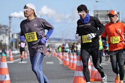 サンシャインマラソン・力走編5