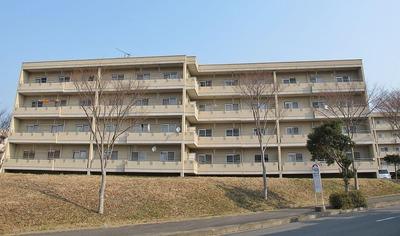 中央台鹿島の市営住宅
