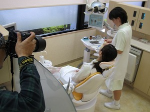 酒井歯科医院・院内撮影会5
