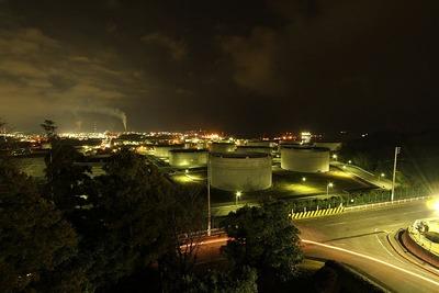 小名浜・工場夜景2
