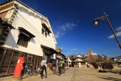 旧き良き街並み「鞆の浦」3