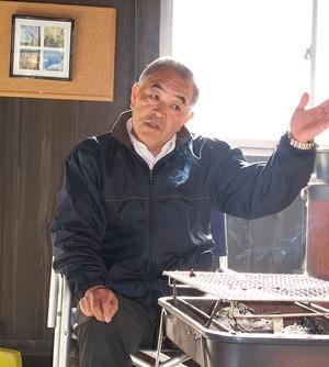 貝泊コイコイ倶楽部・蛭田さん