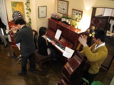 ボジョレーの会 in シェ栗崎1