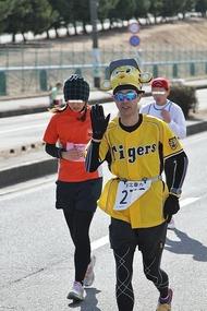 サンシャインマラソン、ユニーク編17
