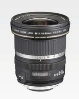 広角レンズ(EF-S10-22U)