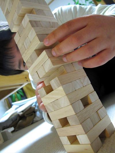 木製バランスブロック