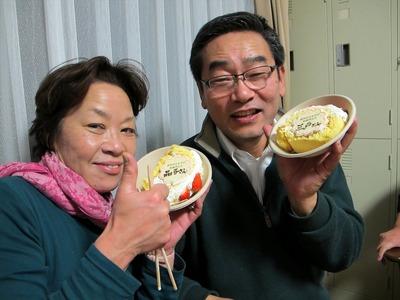 忘年会&誕生会 in 酒井歯科医院!10