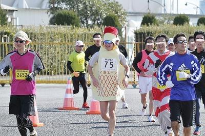 サンシャインマラソン、ユニーク編2