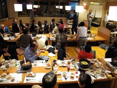 ソーシャルCafe at さすいちお鍋を囲む会&名刺交換会!3