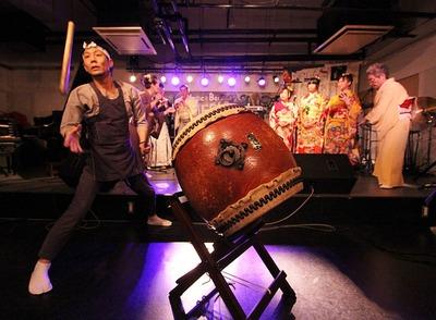大みそか・市民音楽祭「和太鼓」2