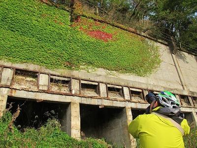 内郷・自転車で炭鉱廃墟を巡る4