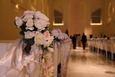 結婚式リハーサル1