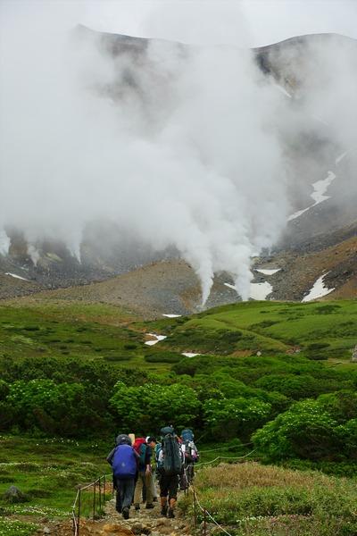 大雪山(旭岳)12
