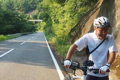 夏の想い出・サイクリング1