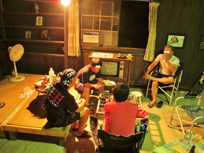 貝泊写真倶楽部の夏休み3