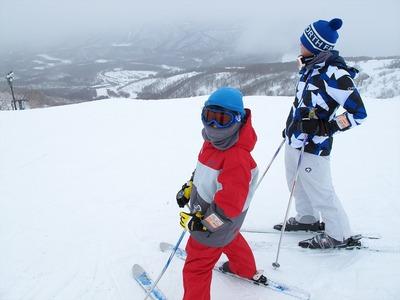 箕輪スキー場6