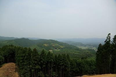 遠野町、滝富士登山5