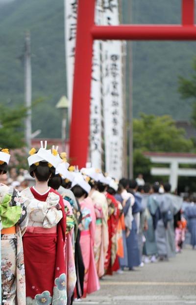 田島祇園祭⑦