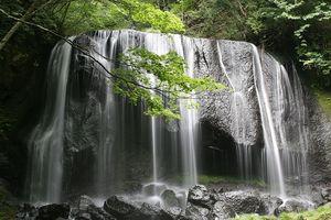 達沢の不動滝