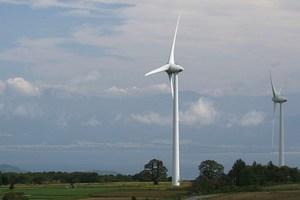 布引高原・風力発電所2