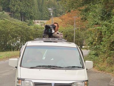 貝泊宿泊体験ツアーの二日目は雨3