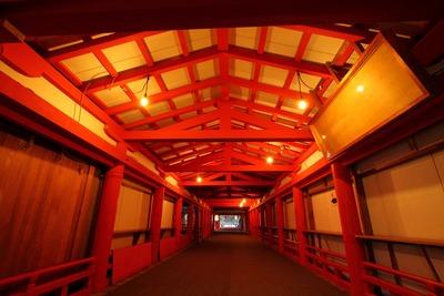 早朝の厳島神社5