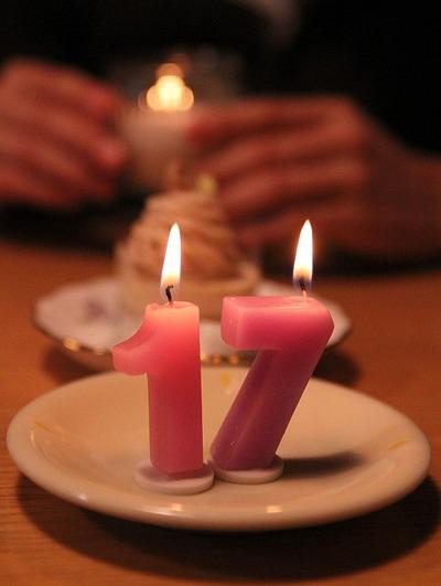 嬉しい誕生日