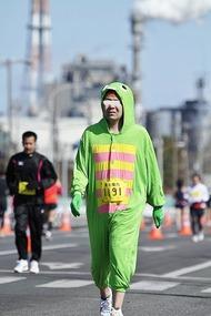 サンシャインマラソン、ユニーク編10
