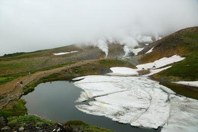 大雪山(旭岳)9