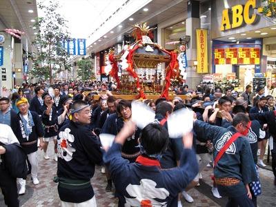 仙台のお祭り2