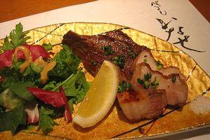 「いなせ」の料理3