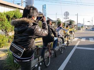 まるとみ自転車部1