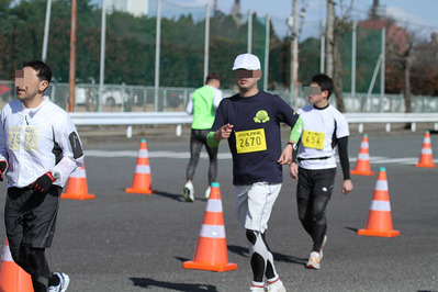 「第二回いわきサンシャイン・マラソン」5